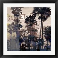 Framed California Dreamin 1