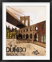 Framed Dumbo