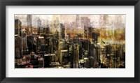 Framed Chicago Sky 10