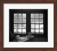 Framed Window Seat Blizzard