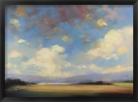 Framed Sky and Land II