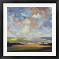 Framed Sky and Land VI