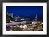 Framed Israel, The Galilee, Tiberias, Al-Amari Mosque