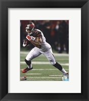 Framed Mike Evans 2014 Action