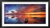 Framed Reflection Bay