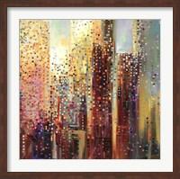 Framed City Daybreak