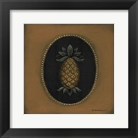 Framed Pineapple 04