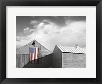 Framed Vermont II