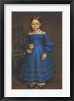 Framed Rosa Heywood