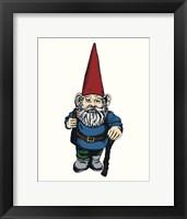 Framed Gnome