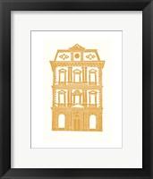 Framed Williamsburg Building 8 (Kings County Savings Bank)