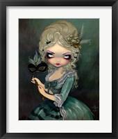 Framed Marie Masquerade