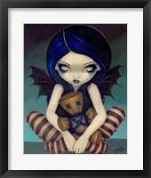 Framed Voodoo In Blue