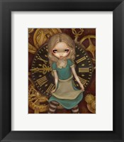 Framed Alice and Clockworks