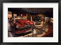 Framed Jordan, Amman, Royal Automoblie Museum, Classic Car