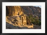 Framed Obelisks Tomb, Petra, Jordan