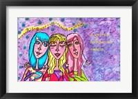 Framed Sisters
