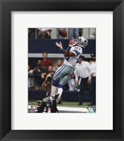 Framed Terrance Williams football 2014