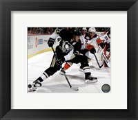 Framed Evgeni Malkin 2014-15 Action