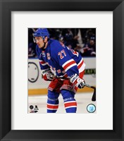 Framed Ryan McDonagh 2014-15 Action