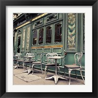 Framed Art of Dining