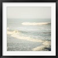 Framed Sound of Waves