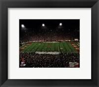 Framed Memorial Coliseum USC Trojans 2012