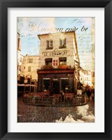 Framed Le Consulat