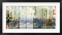 Framed Puget Sound