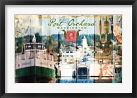 Framed Taste Of Port Orchard