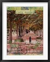 Framed Tuileries