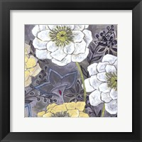 Central Park Bloom II Framed Print