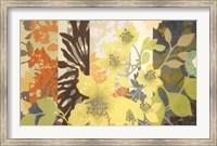 Framed Botanical Fragments