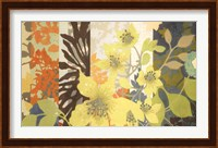 Framed Botanical Fragments