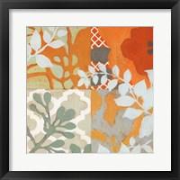 Ginger Blossom II Framed Print