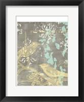 Pretty Birds II Framed Print