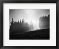 Framed Misty Weather III