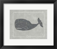 Framed Whale of a Tale IV
