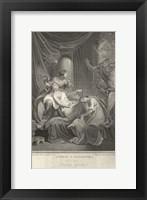 Framed Antony & Cleopatra