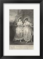 Framed Merry Wives of Windsor