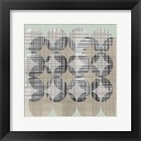 New Pattern I Framed Print