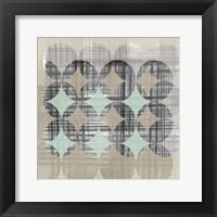 New Pattern II Framed Print