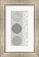 Framed Linear Tableware II