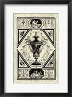 Framed Pergolesi Urn I