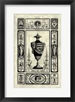 Framed Pergolesi Urn II