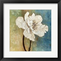 Full Bloom I Framed Print
