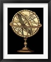 Framed Sphere of the World II