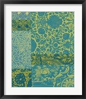 Framed Pattern Mix I