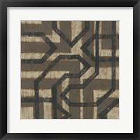 Directional I Framed Print