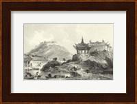 Framed Scenes in China II